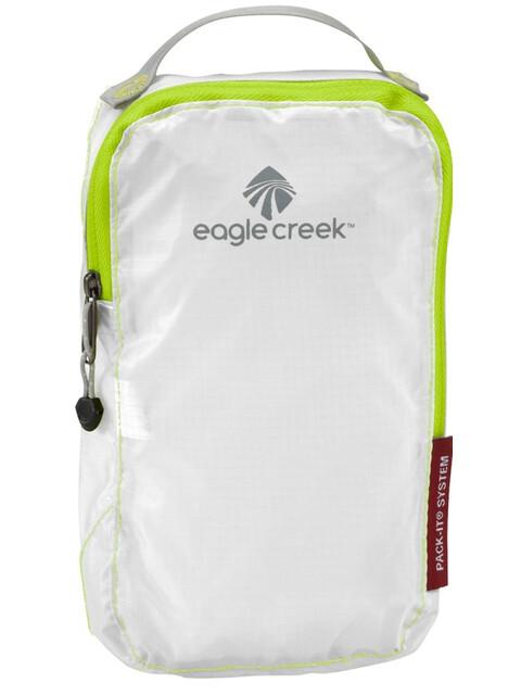 Eagle Creek Pack-It Specter Quarter Cube white/strobe